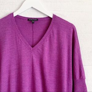 Eileen Fisher Sweaters - Eileen Fisher Merino Wool Boxy Sweater XS
